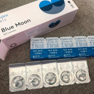 Clalen Iris Blue Moon 1 Day